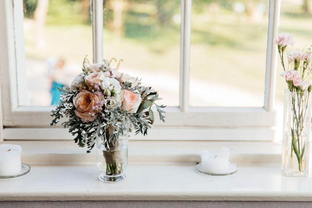 Hochzeitsfotograf achtet auf Details