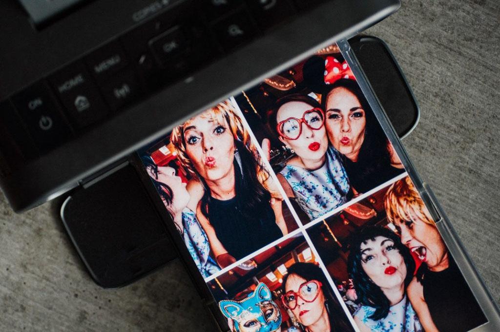 Photobooth als Zusatzleistung