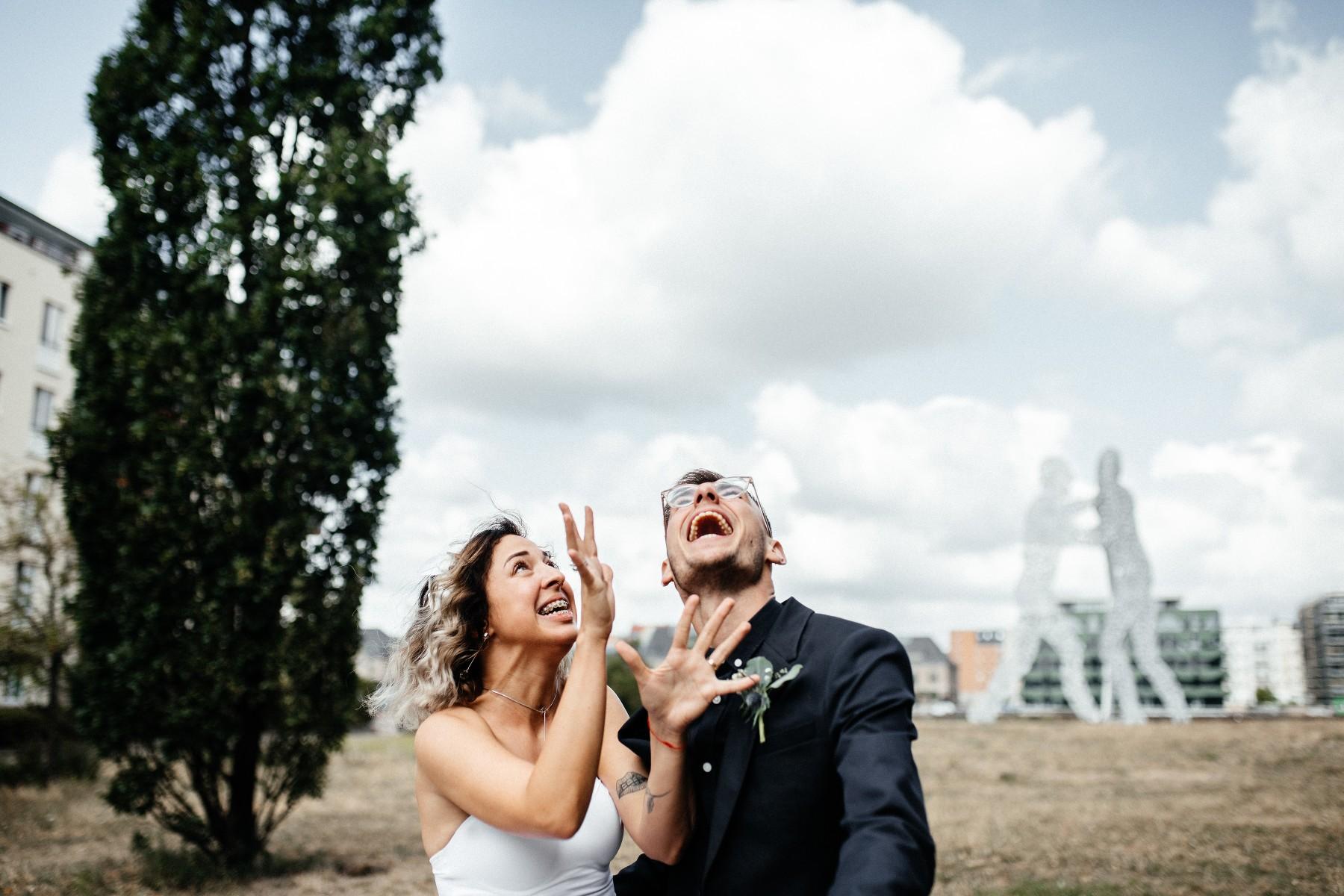 Hochzeitsfotograf in Berlin