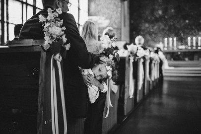 Schwarz weiß Hochzeitsfotos