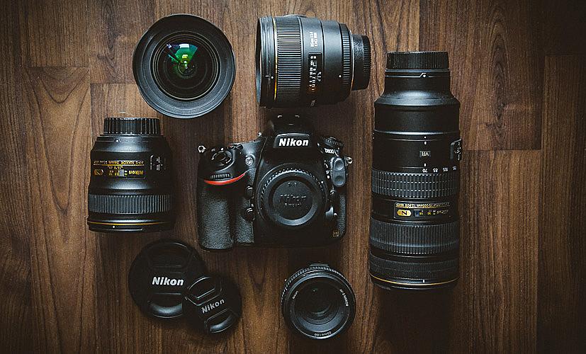 Hochzeitsfotograf Valentin Paster - Equipment