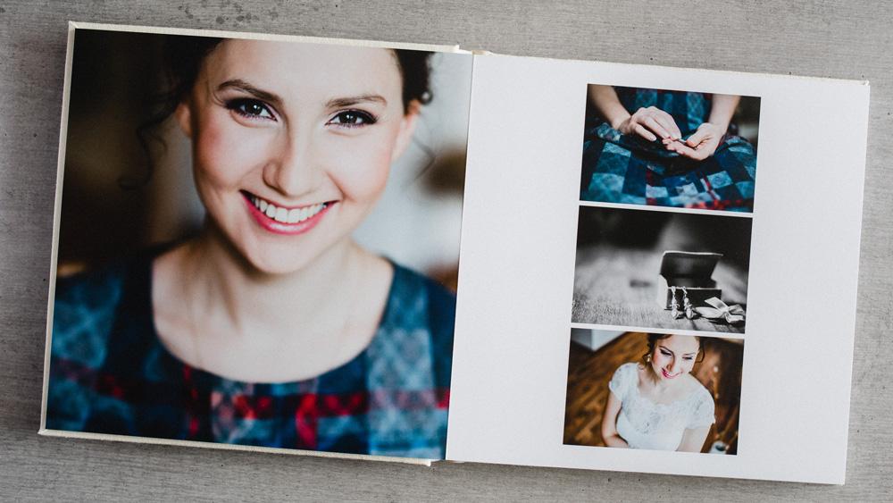 Hochzeitsfotoalbum Ihrer Hochzeit